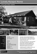 Brochures - Black and White