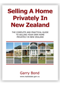 Selling a Home Privately in New Zealand Book